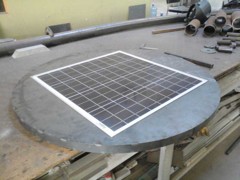 Solar Panel Assembly